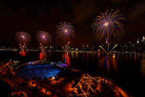 Macy's 4th of July Fireworks, New York, NY