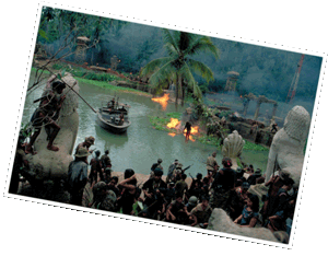 Apocalypse Now explosions, pyrotechnics for film, best pyrotechnics for films, pyrotechnic companies for movies