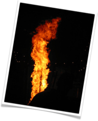 Pyro Spectaculars by Souza can make spectacular fire effects for your event.