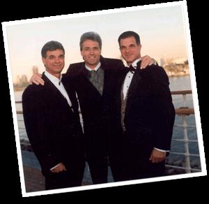 (L-R): James Souza, Ian Gilfillan, Gary Souza