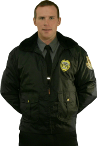 pyro security guard