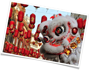Gung Hay Fat Choi! Celebrate Chinese New Year with fireworks, Kung Hei Fat Choi, pyrotechnics for spring festival