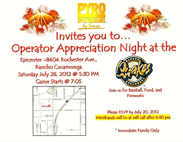 Pyro Operator Appreciation