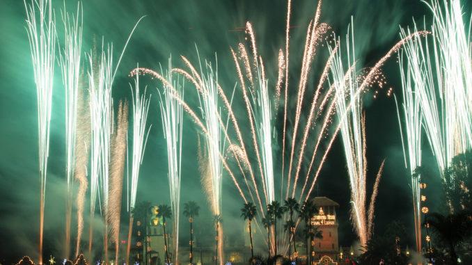 The Mission Inn Festival of Lights