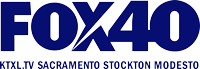 KTXL-TV Fox 40 Logo