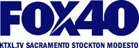 KTXL-TV Fox 40 Logo