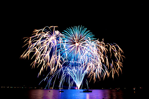 Labor Day Weekend Fireworks Extravaganza at Tahoe South
