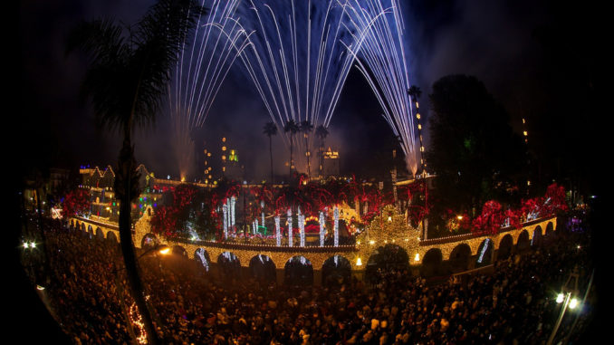 The 21st Annual Riverside Festival of Lights