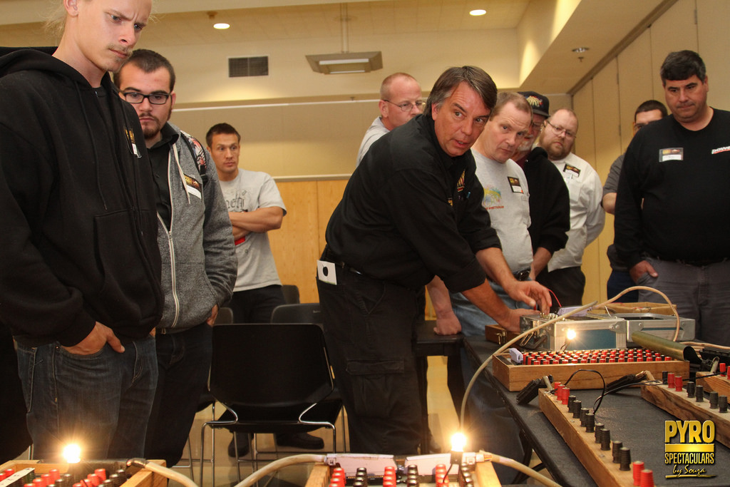 Thank you for a fantastic 2014 Pyro South Operator Seminar and Showcase