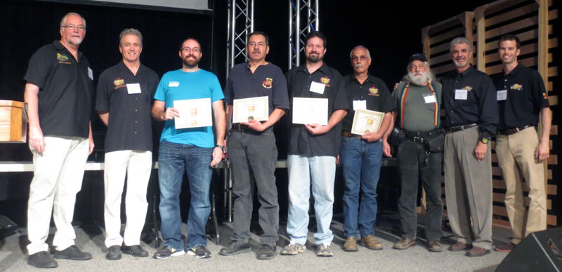 Pyro North Operator Seminar & Awards