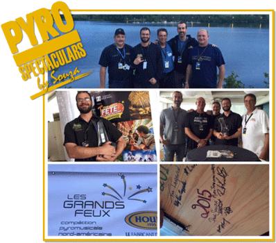 Pyro Spectaculars Crew