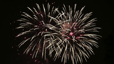 REDLANDS: Fireworks show keeps getting hotter