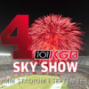 Video from the 2015 KGB Sky Show