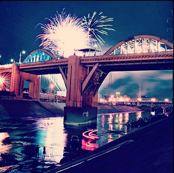 Sixth Street Viaduct Spectacular