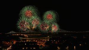 #SuperBowl, #fireworks, Super Bowl 50, Macy's fireworks, Bay Area's best fireworks, Super Bowl kickoff