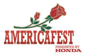 2016 Americafest Logo