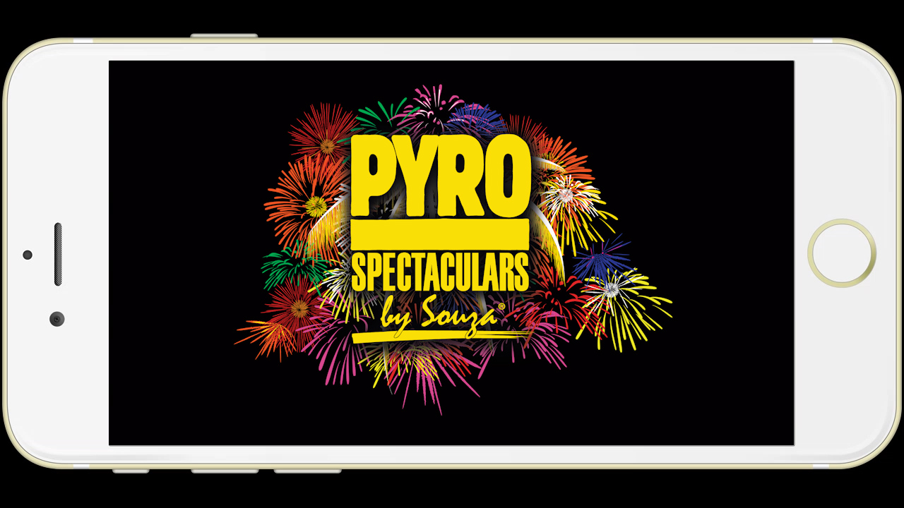 The Pyro Spectaculars App