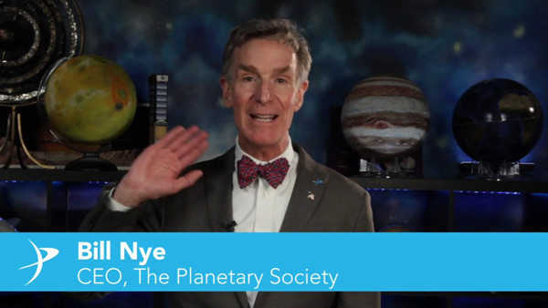 "Bill Nye ""The Science Guy"" Invites You to AmericaFest on July 4. 2016"