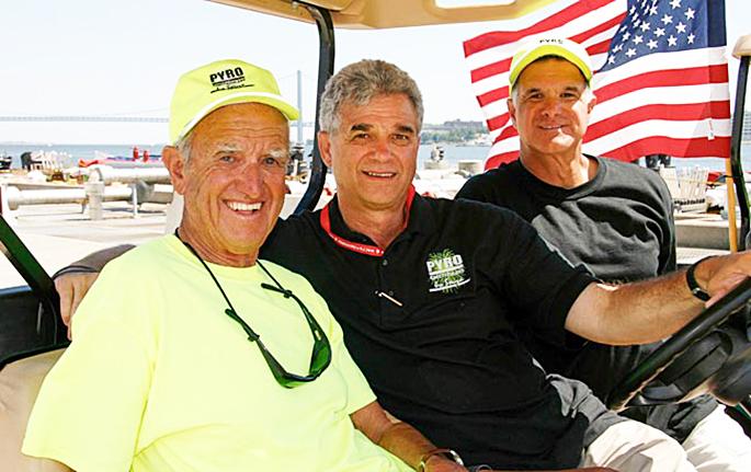 Bob Souza, Jim Souza, Gary Souza