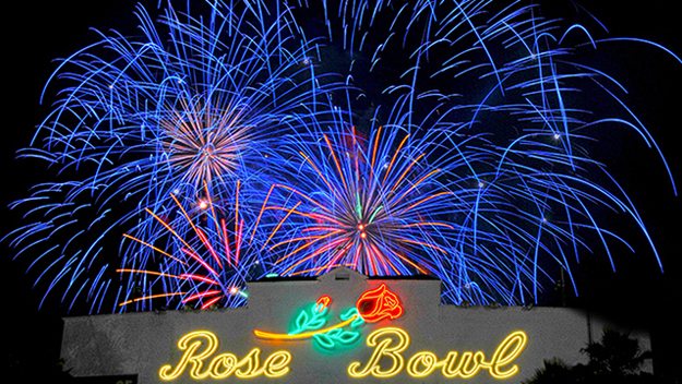 Americafest at the Rose Bowl
