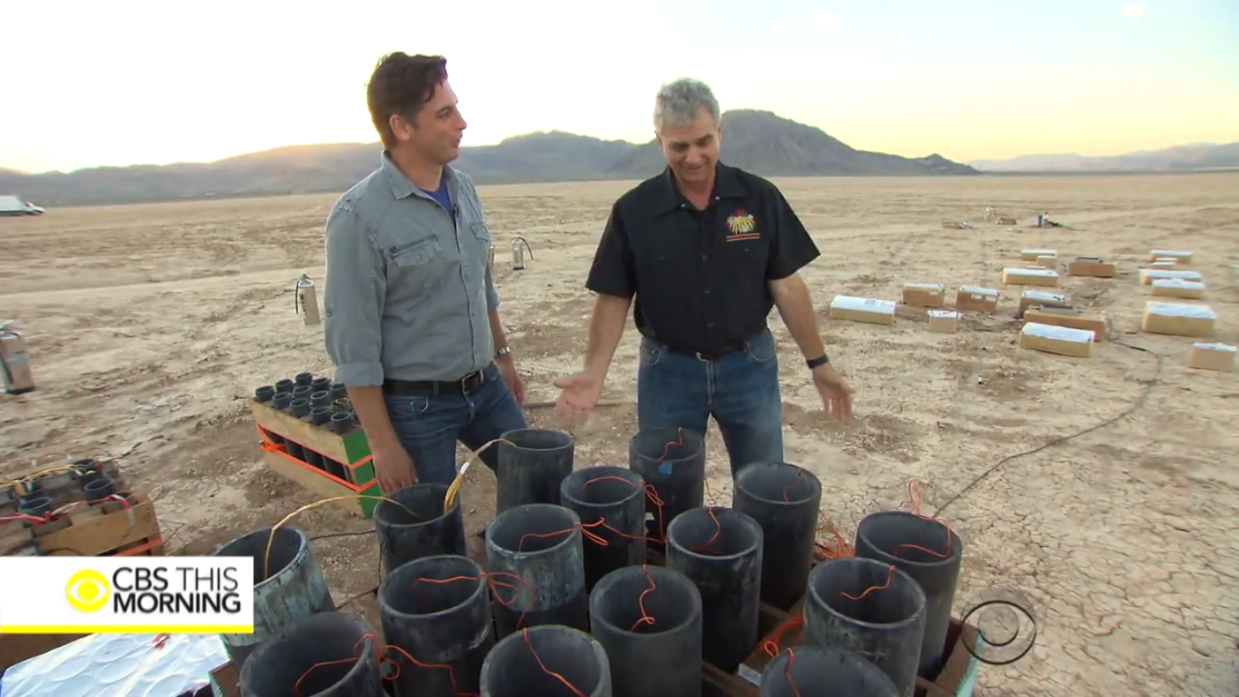 Meet the family behind America's famous fireworks