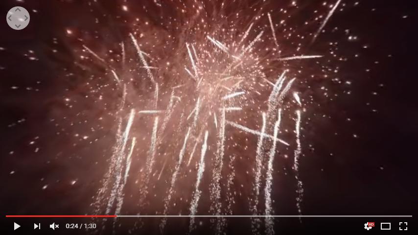 LA Coliseum - Exposition Park 360 Fireworks Finale