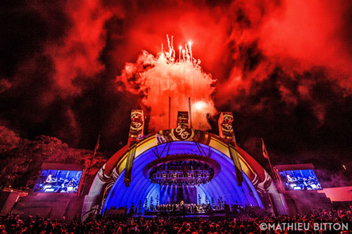 Jeff Lynne's Electric Light Orchestra Fireworks Finale at the Hollywood Bowl