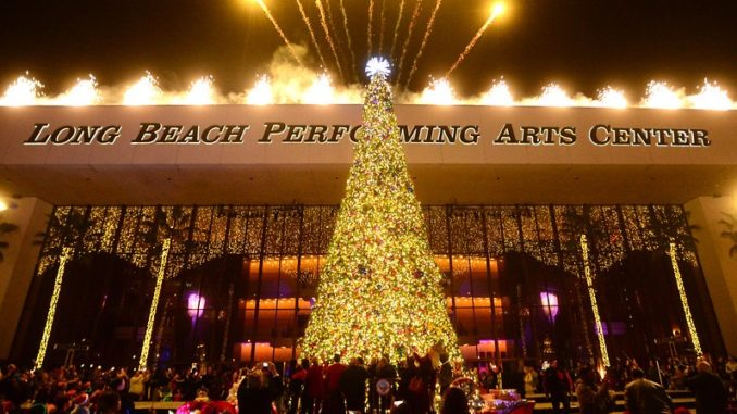 Long Beach Christmas 2016