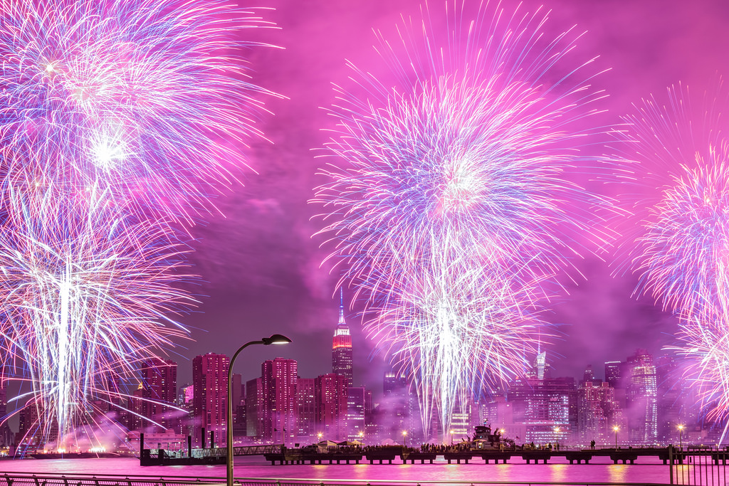 Macy's July 4th Fireworks Show Will Be 'Largest Display' In Over 10 Years