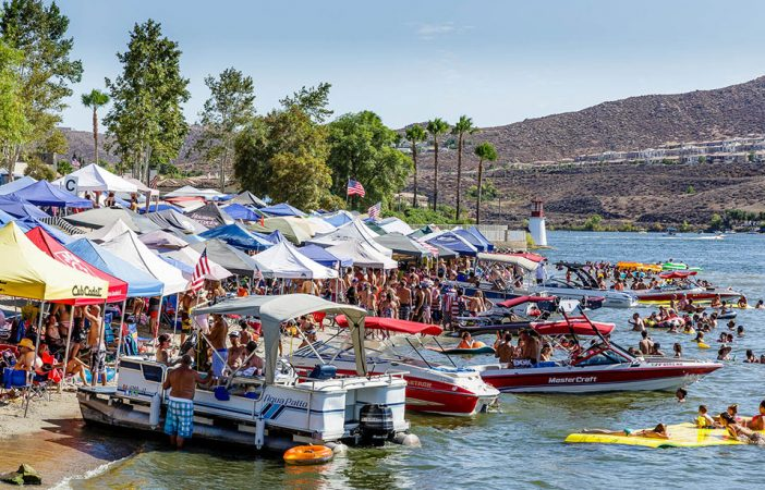 Countdown to Independence Day; Canyon Lake's biggest party of the year.