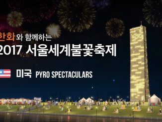 Pyro Spectaculars in Korea