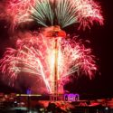 Space Needle prepares to kick off new year with a bang