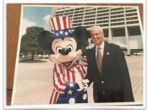 Bob Souza, APA President 50th Anniversary