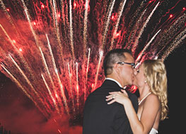Firework Spectaculars for your Wedding