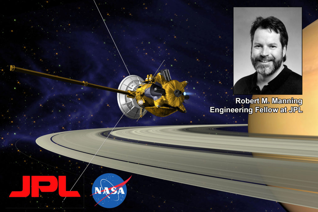 JPL Engineering Fellow Robert Manning Coming to Pyro South Seminar