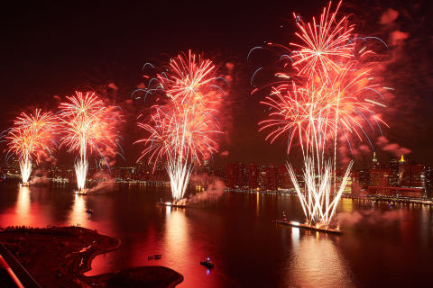 The 42nd Annual Macy's 4th of July Fireworks:® The Nation's Biggest Independence Day Celebration Honors America's Birthday Live From New York City