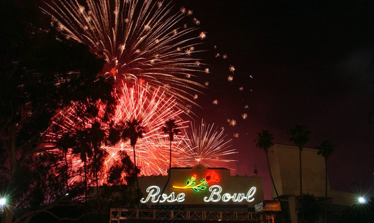 The Best Places to Watch Fireworks in L.A.