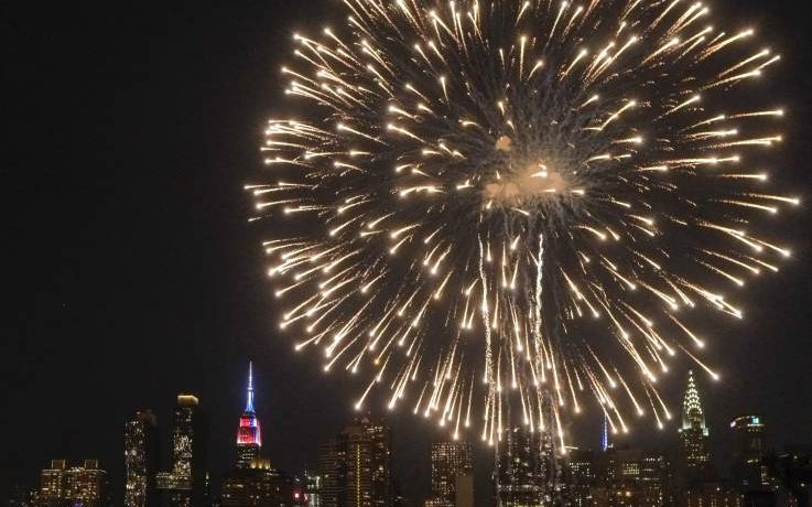 WHERE TO WATCH MACY'S 4TH JULY FIREWORKS DISPLAY: LIVE STREAM, TV CHANNEL, TIME AND VIEWING POINTS FOR NEW YORK SHOW