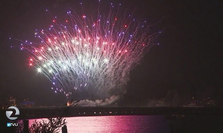 Final preparations underway ahead of Fourth of July fireworks show in San Francisco