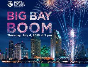 Big Bay boom poster