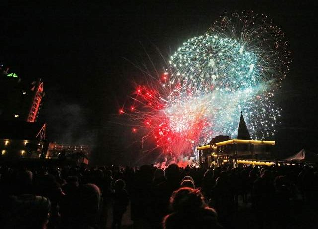PARADE, FIREWORKS WARM HEARTS IN DOWNTOWN CD'A