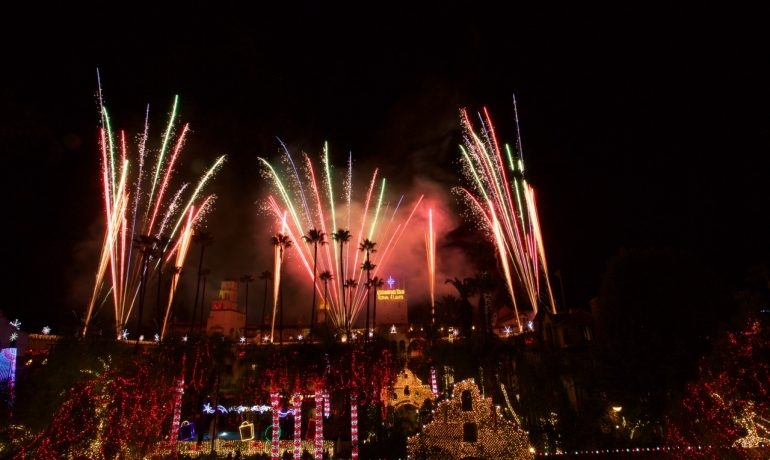 Festival of Lights returns to Riverside's Mission Inn