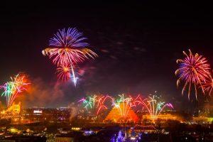 Sacramento New Years Eve Photo by Ron Von Allworden