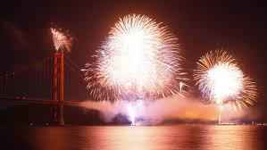 San Francisco Rings in the New Year With Fireworks Spectacle Over the Bay