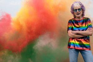 Judy Chicago, 2020 © Judy Chicago/Artists Rights Society (ARS), New York Photo © Donald Woodman/ARS, New York